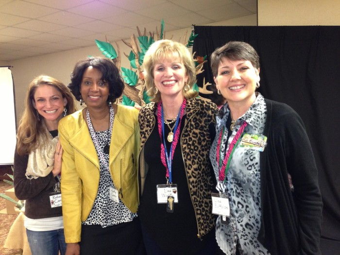 Rebecca Worley, Kathy R. Green, Lisa B. Worley, Lisa Buffaloe, It's a Jungle Out There