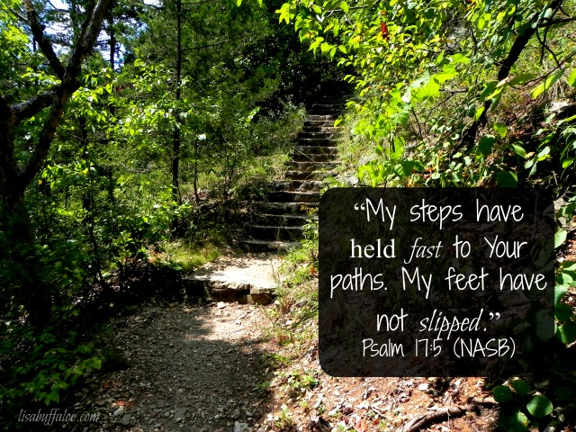 My steps have held fast to Your paths (Psalm 175)