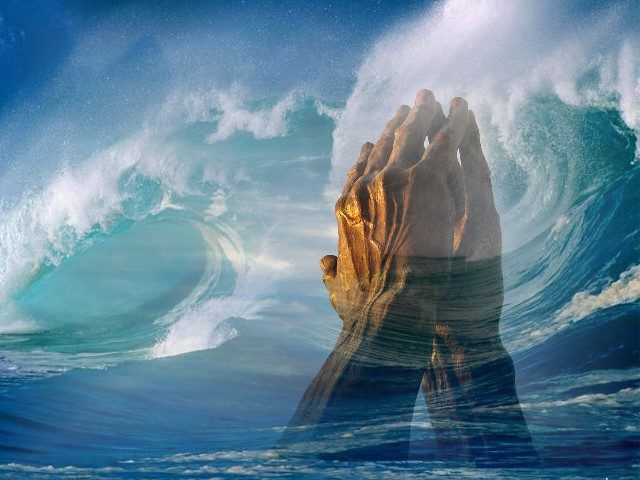 Prayer for when the enemy comes like a flood – Lisa Buffaloe